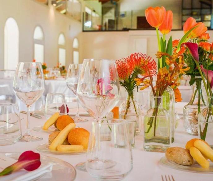 Il mio lavoro: organizzare il banchetto di nozze