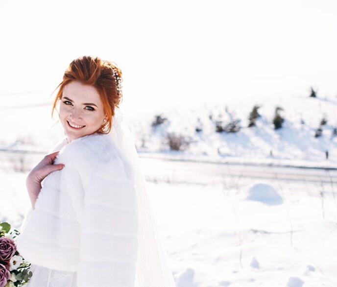 Matrimonio invernale: 5 buoni motivi per organizzare un winter wedding